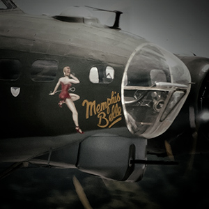 B17 The Mighty 8th Project Portfolio