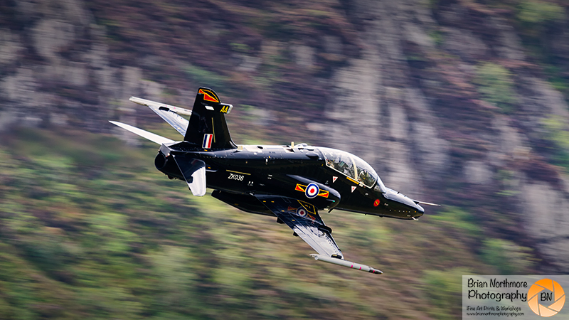 Brian Northmore Aviation Photography. BAE Hawk, RAF Valley
