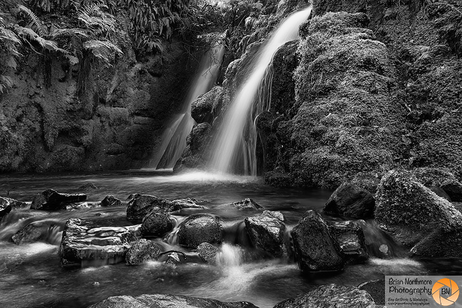The Hidden Falls of Venford Brook