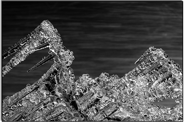 Ice and Water 1 landscape