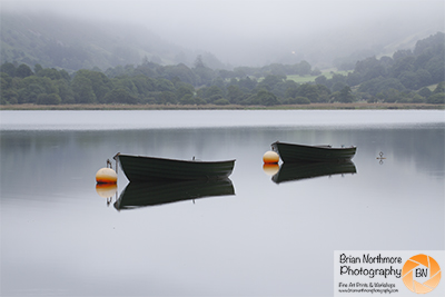 Brian Northmore Photography, Tallylyn Lake